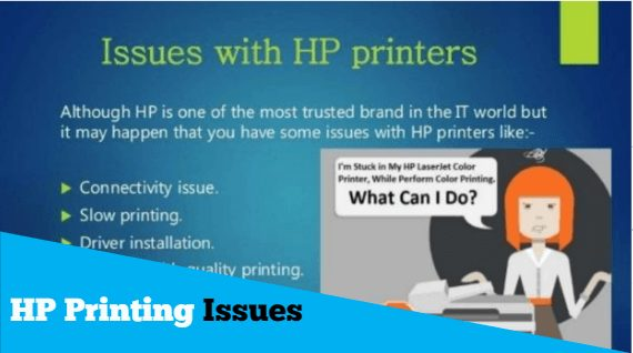 hp printer Is Not Printing